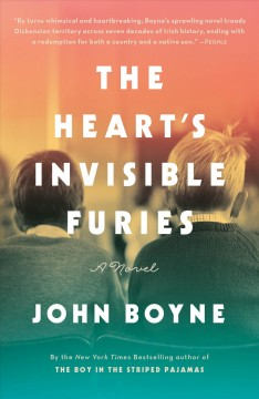 The Heart's Invisible Furies by John Boyne, book cover