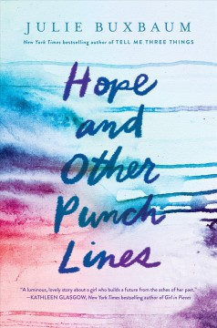 Hope and Other Punchlines, book cover