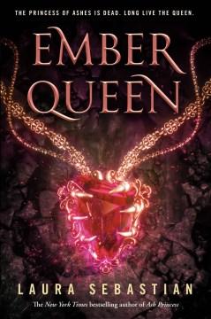 Ember Queen, book cover