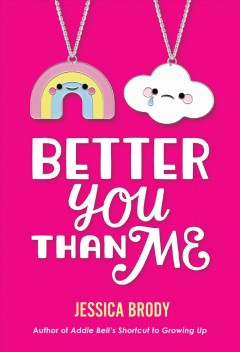 Better You Than Me, book cover