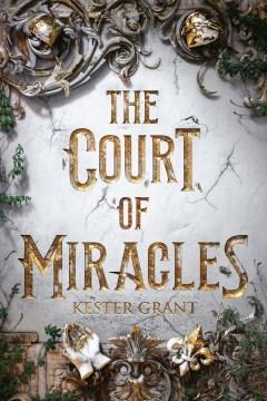 La corte de Miracles, portada del libro