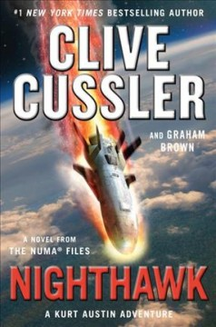 Nighthawk  [sound recording] by Clive Cussler and Graham Brown