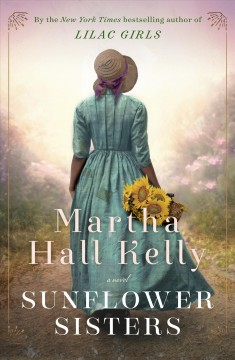 Sunflower sisters by Martha Hall Kelly.