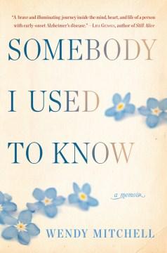 Alguien a quien solía conocer, portada del libro