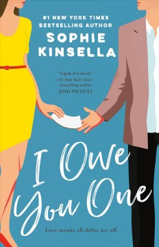 I Owe You One – Sophie Kinsella