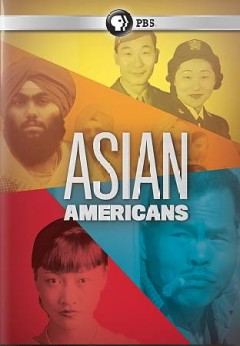 Asian Americans (DVD), book cover