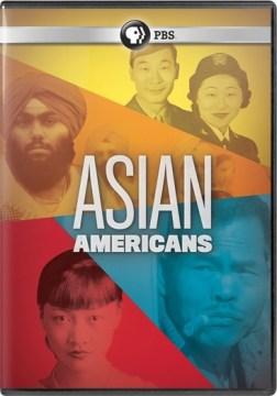 Americanos asiáticos (DVD), portada del libro