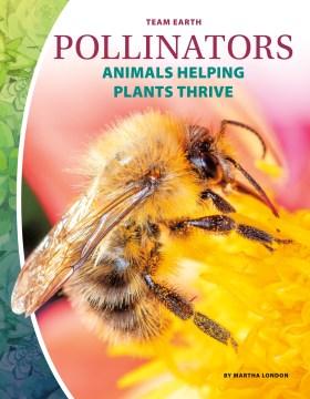 Pollinators, portada del libro