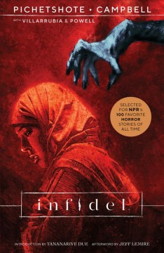 Infidel, book cover