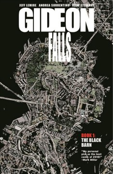 Gideon Falls, book cover
