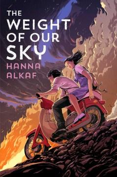 El peso de nuestro cielo, portada del libro