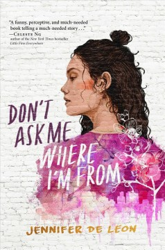 Don't Ask Me Where I'm From, book cover