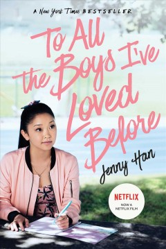 To All the Boys I've Loved Before, book cover