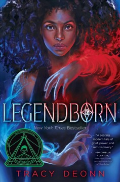 Legendborn, written by Tracy Deonn