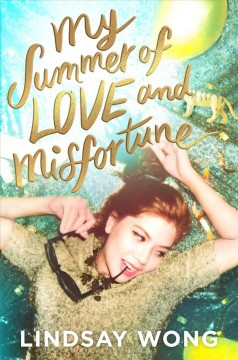 My Summer of Love and Misfortune, book cover
