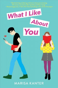 What I Like About You, book cover