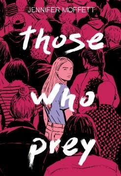 Those Who Prey, book cover
