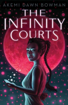 The Infinity Courts, book cover