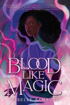 Blood Like Magic, book cover