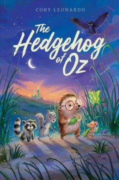 Hedgehog of Oz by Cory Leonardo.