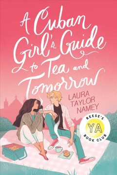 Una guía para niñas cubanas sobre el té y el mañana, portada del libro
