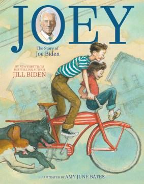 Joey, portada del libro