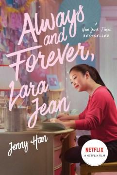 Siempre y para siempre, Lara Jean, portada del libro