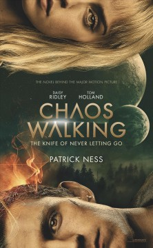 The Knife of Never Letting Go, book cover