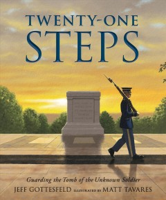 Twenty-one steps by Jeff Gottesfeld ; illustrated by Matt Tavares.