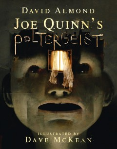 Joe Quinn's Poltergeist by David Almond ; illustrated by Dave McKean