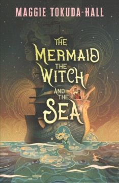 The Mermaid, the Witch, and the Sea, book cover