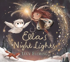 Ella's night lights by Lucy Fleming.