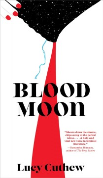 Blood Moon, book cover