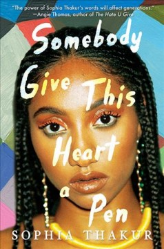 Somebody Give This Heart A Pen, book cover