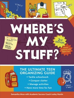 Where's My Stuff? By Samantha Moss