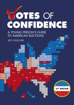 Votes of Confidence: A Young Person's Guide to American Elections, book cover