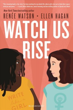 Watch Us Rise,, book cover