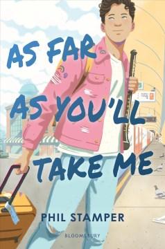 As Far as You'll Take Me, book cover