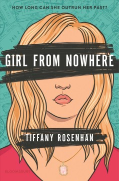 Girl From Nowhere, book cover