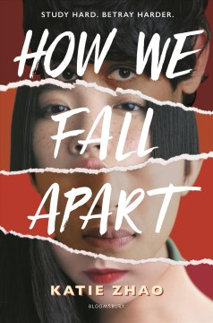 How We Fall Apart, book cover