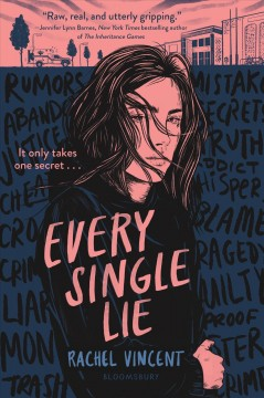 Every Single Lie, book cover