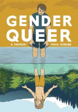Gender Queer: A Memoir, portada del libro