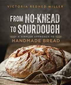 From No Knead to Sourdough, book cover
