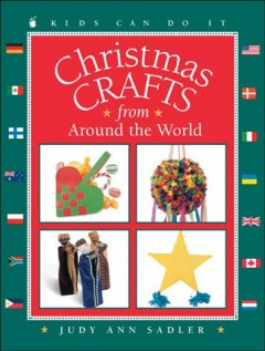 Christmas Crafts from around the World, book cover