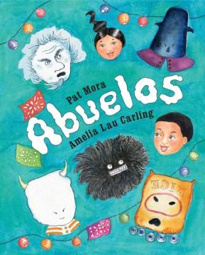Abuelos, book cover