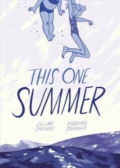 This One Summer, book cover