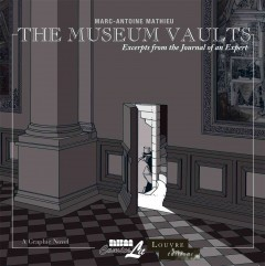 Museum Vaults, book cover