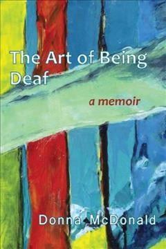 The Art of Being Deaf, book cover