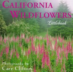 California Wildflowers, book cover