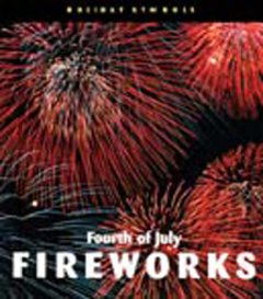Fourth of July Fireworks, book cover